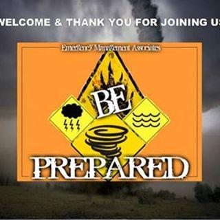 The EMA Preparedness Radio Show. Preparedness,Seismic Briefing Wed. Jan. 8, 2020