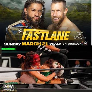 WWE Fastlane Preview by Ring Time