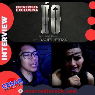 ÍO ft Daniel Herbas interview