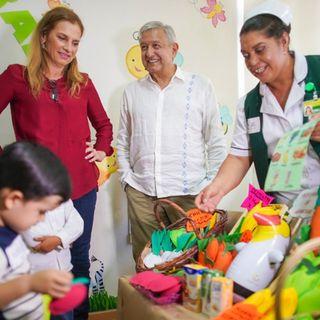 Prevención es la mejor manera de resolver los problemas de salud en México: AMLO