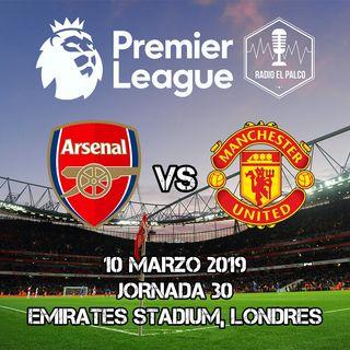Arsenal vs Manchester United en VIVO