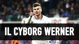 Inter, ecco chi è Timo Werner: un cyborg costruito per eccellere con il gol nel DNA