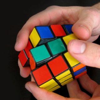 ¡Existen 43 billones de combinaciones erróneas en el cubo de Rubik!