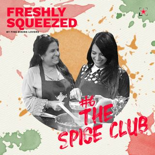 "E6: ""Building a Restaurant at Home"" The Spice Club"