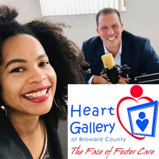 Finding Foster Kids a Forever Family with the Heart Gallery and Eat Your Heart Out