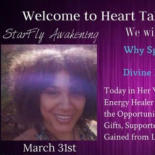 Heart Talks  Interview StarFly Awakening