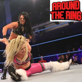 ATR 171: PWI's Top 10 Women's wrestlers, results of WWE's Crown Jewel, Review of the week in Impact wrestling, and our Impact Top 5