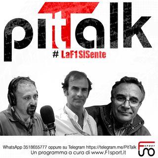 Pit Talk - F1 - Il futuro di Vettel e Alonso