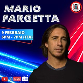 DJ Mario Fargetta e la sorpresa di Albertino a London ONE Radio