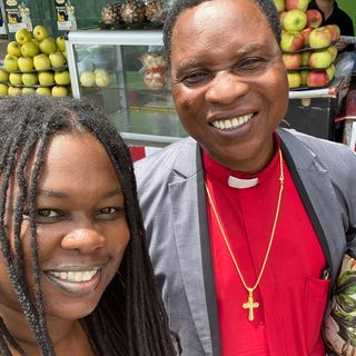 A Chat with Bishop Amajene on the G3Tour