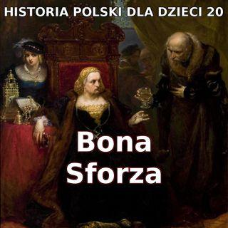 20 - Bona Sforza