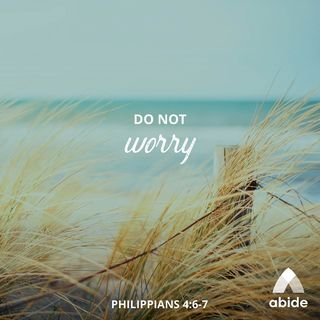 From Worry to Peace