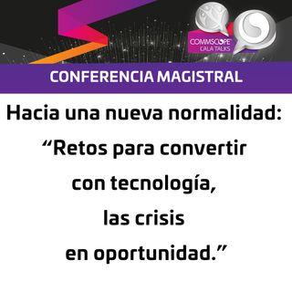 Conferencia Magistral DACAS - OCTUBRE 2020