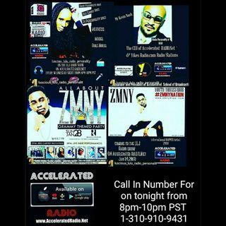 LLJ Radio Show 1/24/18 *ZMNY*