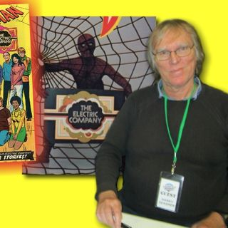 #316: Danny Seagren - Spider-Man from The Electric Company!