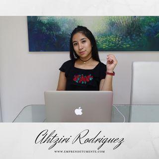 Ep. 30 Eleva tus niveles - Ahtziri Rodriguez
