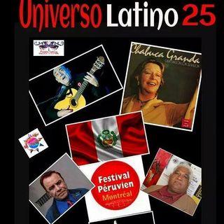 Universo Latino 25: Invitación para ti!