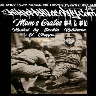 Beat Tape #34 - Moms Crates #9 and #10 - HipHop Philosophy Radio