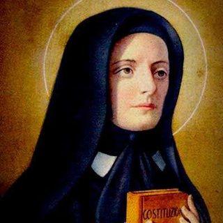 Santa María Crucificada de la Rosa. Fundadora Siervas de la Caridad