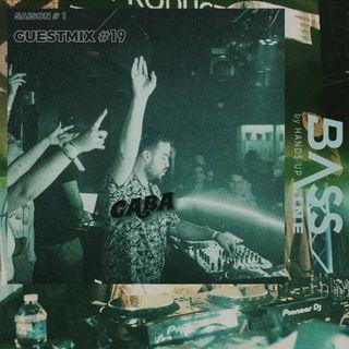 Bassline Guestmix #19 : Gaba