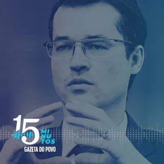 Deltan Dallagnol critica ações de Bolsonaro: bastidores de uma entrevista