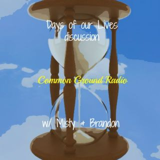 Common Ground Radio: DOOL Chat 82513