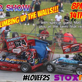 F2 Show 14/8/18 - Climbing up The Walls