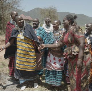 Maasai People Losing Food & Land!
