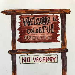 No Vacancy Colorado