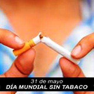 NUESTRO OXÍGENO 31 de mayo Dia mundial sin tabaco - Javier Carreño