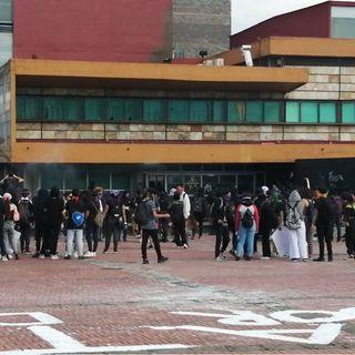 UNAM presenta denuncia por actos vandálicos en CU