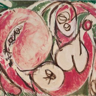 Episode 36:  Lee Krasner and The Seasons