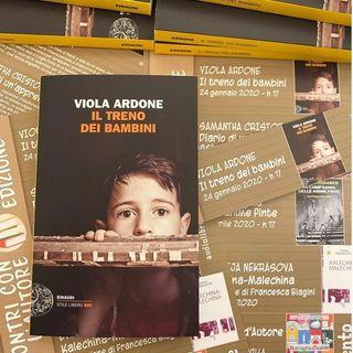 Incontri con l'autore: Viola Ardore - Il Treno dei Bambini