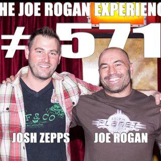 #571 - Josh Zepps