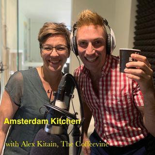 Coffee Vine's Alex Kitain