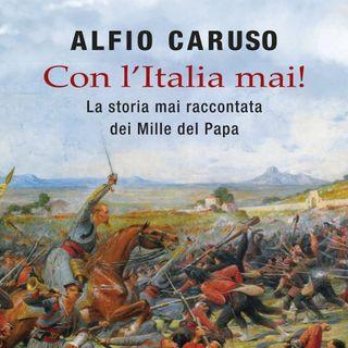 Con l'Italia mai, di Alfio Caruso