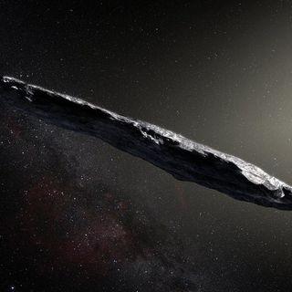 UFO Buster Radio News – 265: Oumuamua 2 … Borisov, Who's Watching?