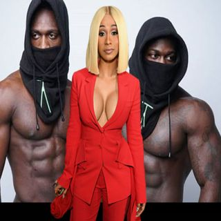 CARDI B Defamation of Character / BLACK FACE OSUNDAIRO Brothers
