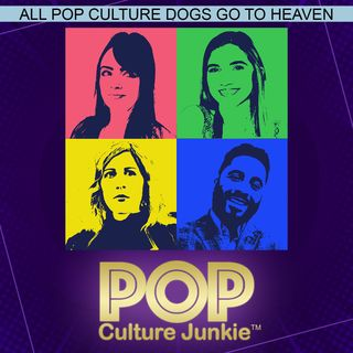 All Pop Culture Dogs Go To Heaven