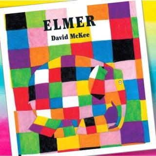 Elmer, cuento infantil de David McKee