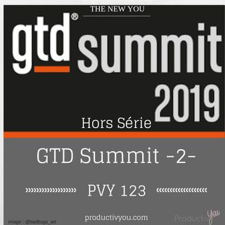 GTD SUMMIT 2