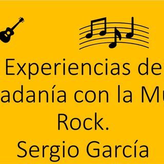 Experiencias de Ciudadania con el Rock