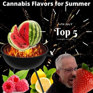 Top 5 Insights: Cannabis Flavors for Summer