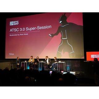 Radio ITVT: ATSC 3.0 Super-Session at TVOT NYC 2017