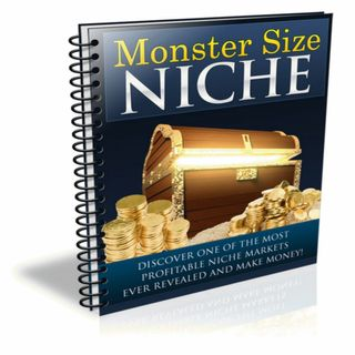 Monster Size Niche 1