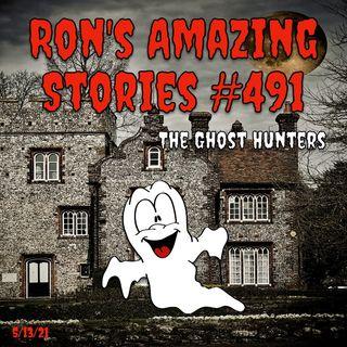 RAS #491 - The Ghost Hunters