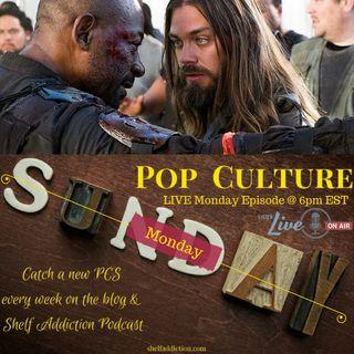 Ep 143:The Walking Dead Discussion  S8 E2   PCS LIVE