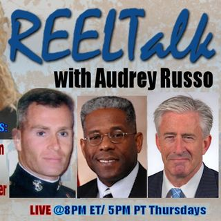 REELTalk: Allen West, MAJ Fred Galvin and author Christopher Horner of Competitive Enterprise Institute