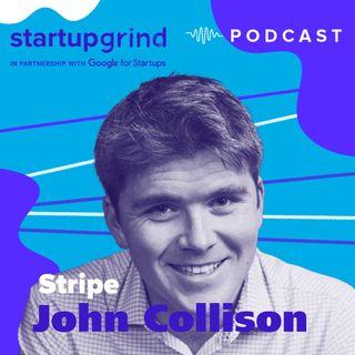 John Collison (Co-founder + President, Stripe) - The Case for Optimism.