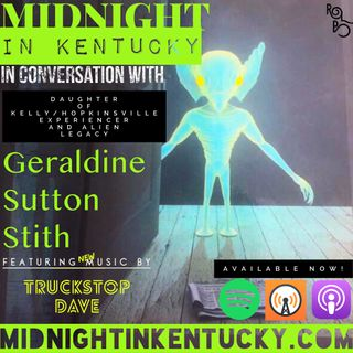 In Conversation with Geraldine Sutton Stith